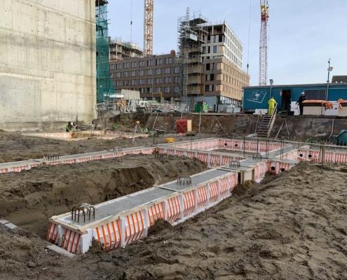 Stadswoning Spoorzone Delft