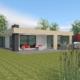 Moderne bungalow Nieuwveen