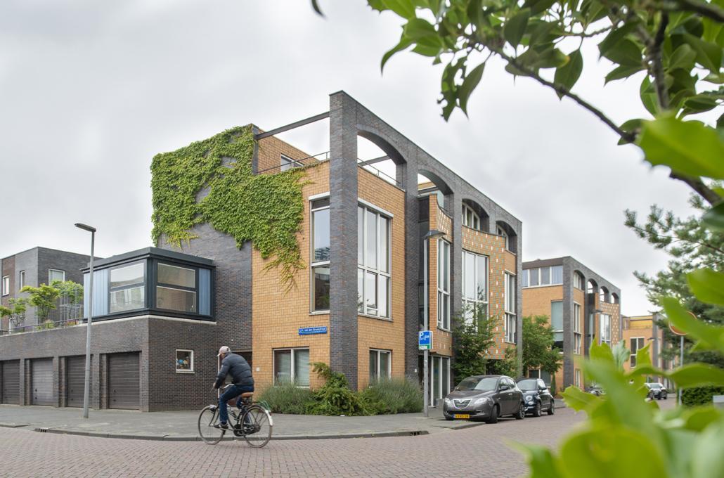 Verbouwing Kop van Zuid Rotterdam