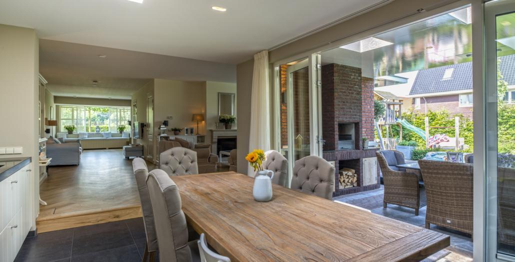Verbouwing woonhuis nootdorp architect2go - Uitbreiding keuken veranda ...
